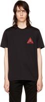 Givenchy Black real Eyes T-shirt