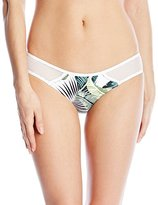 Rip Curl Women's Palm Island Luxe Hipster Bikini Bottom