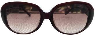 Anne Valerie Hash Brown Plastic Sunglasses
