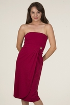Sweetees Beau Dress in Fuchsia