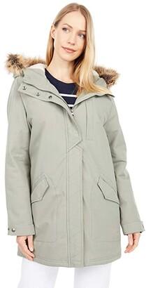 Volcom Less Is More 5K Parka (Black) Women's Coat