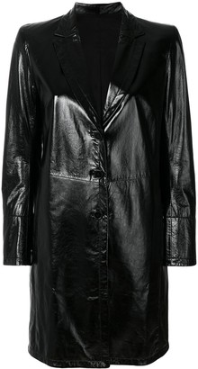 Sylvie Schimmel Single Breasted Coat