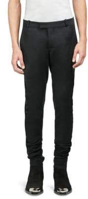 Balmain Classic Cotton Casual Pants