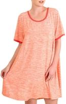 Umgee USA Orange Flowy Dress