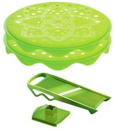 Mastrad 4-pc. Microwave Top Chips Set, Green