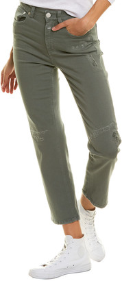 Closed Gloria Grey Straight Leg Jean