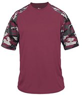 Badger Adult Camo Sport Tee - 4141 - BD4141 3XL