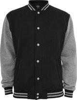 Urban Classics Urban Claic Men' TB207 2-tone Collegeweat Jacket