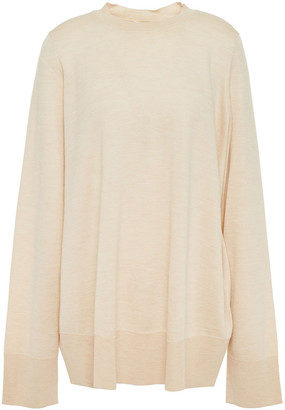 The Row Oversized Cashmere-blend Sweater