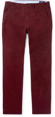 Polo Ralph Lauren Slim-Fit Cotton-Blend Twill Chinos