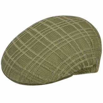 Kangol Men's Rib Check 504 Ivy Cap