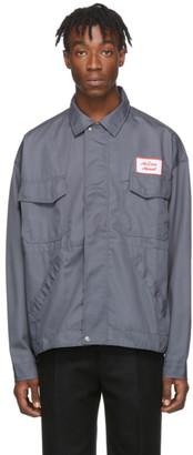 Byredo Grey Craig McDean Edition Mechanic Shirt