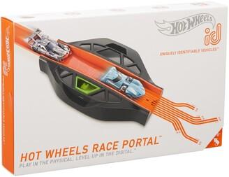 Mattel Hot Wheels id Race Portal