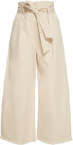 Isabel Marant toile Odea Cropped Wide Leg Pants