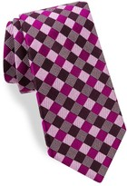 Ted Baker Men's Check Silk Tie
