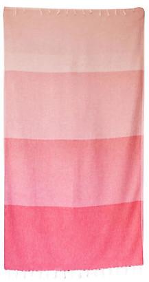 Turkish T Janie Towel - Red