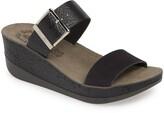 Fantasy Sandals Artemis Wedge Slide Sandal