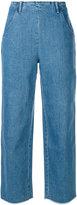 Vanessa Seward Eloi cropped jeans