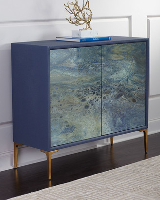 John-Richard Collection Pavo Cabinet