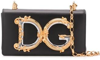 Dolce & Gabbana Girls cross-body bag