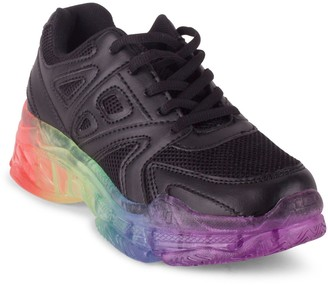 Wanted Lace Up Sneakers - Brisk