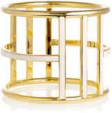Nest Enameled Gold Bangle Bracelet