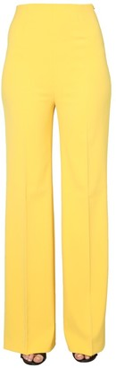 Boutique Moschino High-Waisted Wide Leg Pants