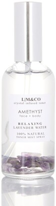 Lm And Co Crystal Infused Toner - Amethyst