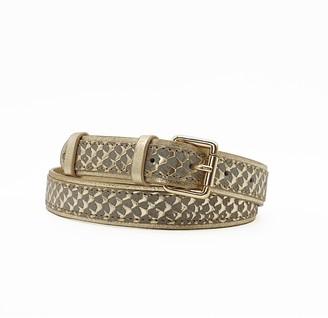 Josie Nooki Design Belt - Goldsnake
