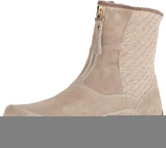 Propet Women's Delaney Mid Zip Calf Boot