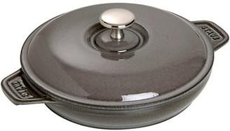 """Staub 7.9"""" Round Covered Baking Dish"""