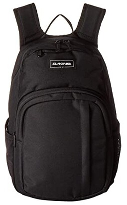 Dakine Campus Small 18L Backpack (Black 2) Backpack Bags