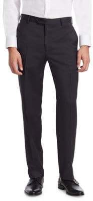 Emporio Armani Carryover Cotton Trousers