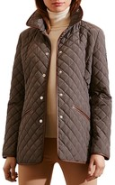 Lauren Ralph Lauren Faux Leather-Trim Blazer