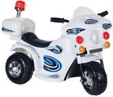 Lil rider Lil' Rider SuperSport Three-Wheeled Police Motorcycle Ride-On