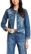 WÅVEN Women's Cilla Denim Long Sleeve Jacket