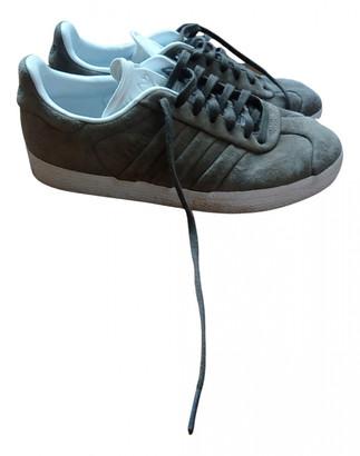 Women Khaki Adidas Trainers   Shop the