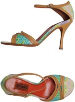 Missoni High-heeled sandals