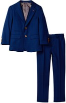 Isaac Mizrahi Two Piece Suit (Toddler, Little Boys, & Big Boys)