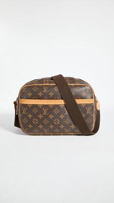 Shopbop Archive Louis Vuitton   Reporter Pm Monogram Bag