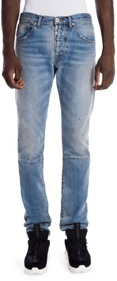 Unravel Project Dirty Repair Skinny Jeans