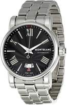 Montblanc Mont Blanc Men's 102340 Star Black Dial Watch