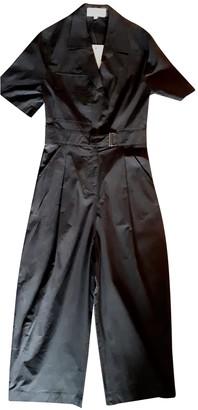 Studio Nicholson Black Cotton Jumpsuits