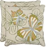 Safavieh Casandra Collection Set of 2 Pillows