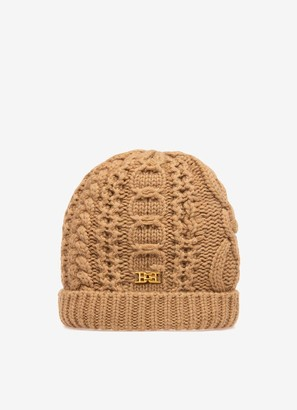 Bally Cable Knit Beanie