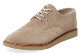 Toms Brogue Leather Derby
