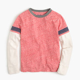 J.Crew Boys' layered stripe T-shirt