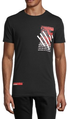Antony Morato Graphic Stretch-Cotton Tee