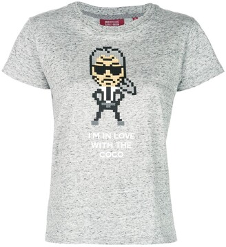 Mostly Heard Rarely Seen 8 Bit Coco T-shirt