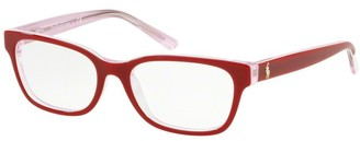Ray-Ban Women's 0PP8532 Optical Frames